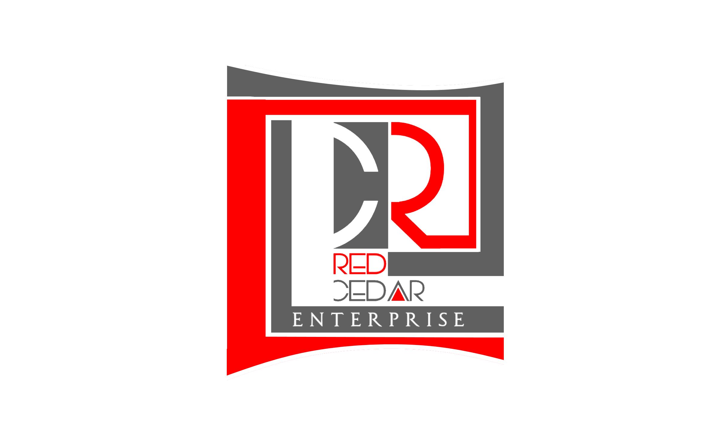 Logo Design by Roberto Bassi - Entry No. 136 in the Logo Design Contest Unique Logo Design Wanted for Red Cedar Enterprise.