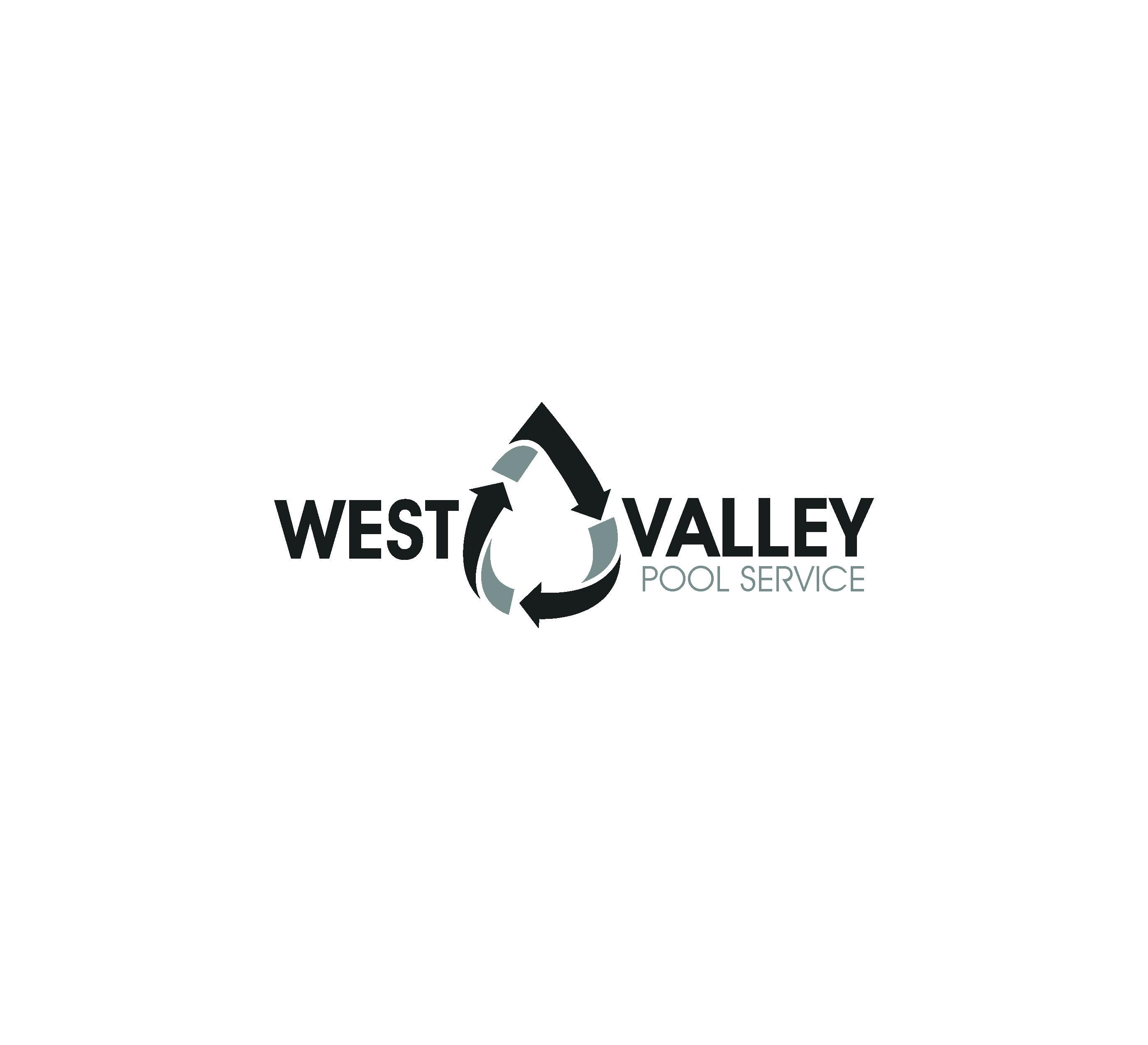 Logo Design by Sampath Gunathilaka - Entry No. 15 in the Logo Design Contest Clever Logo Design for West Valley Pool Service.