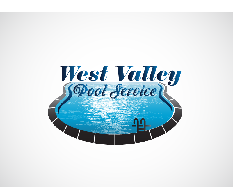 Logo Design by Private User - Entry No. 18 in the Logo Design Contest Clever Logo Design for West Valley Pool Service.