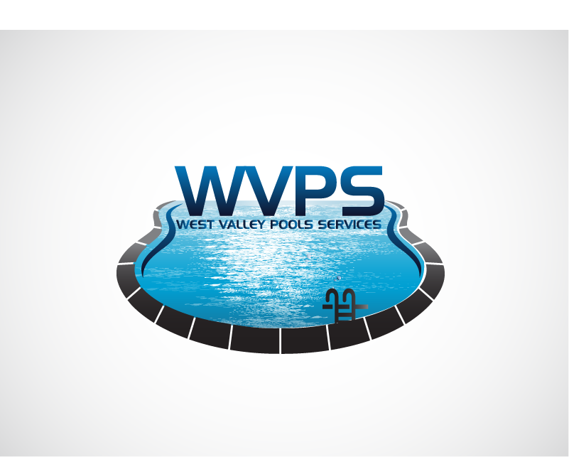 Logo Design by Private User - Entry No. 19 in the Logo Design Contest Clever Logo Design for West Valley Pool Service.