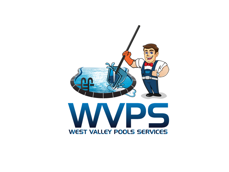 Logo Design by Private User - Entry No. 21 in the Logo Design Contest Clever Logo Design for West Valley Pool Service.