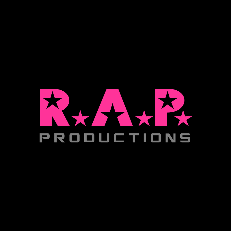 Logo Design by Rudy - Entry No. 29 in the Logo Design Contest R.A.P Productions.
