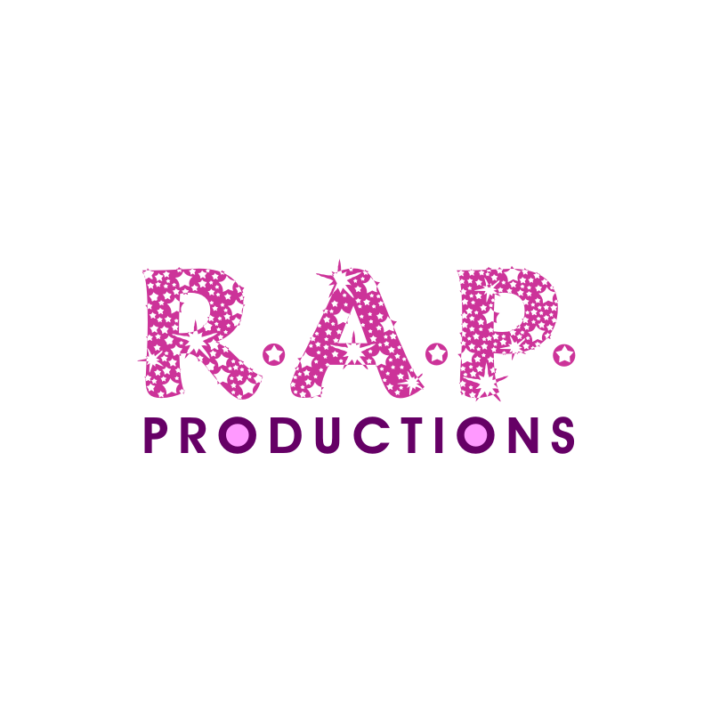 Logo Design by Rudy - Entry No. 30 in the Logo Design Contest R.A.P Productions.
