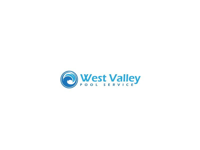Logo Design by Private User - Entry No. 26 in the Logo Design Contest Clever Logo Design for West Valley Pool Service.