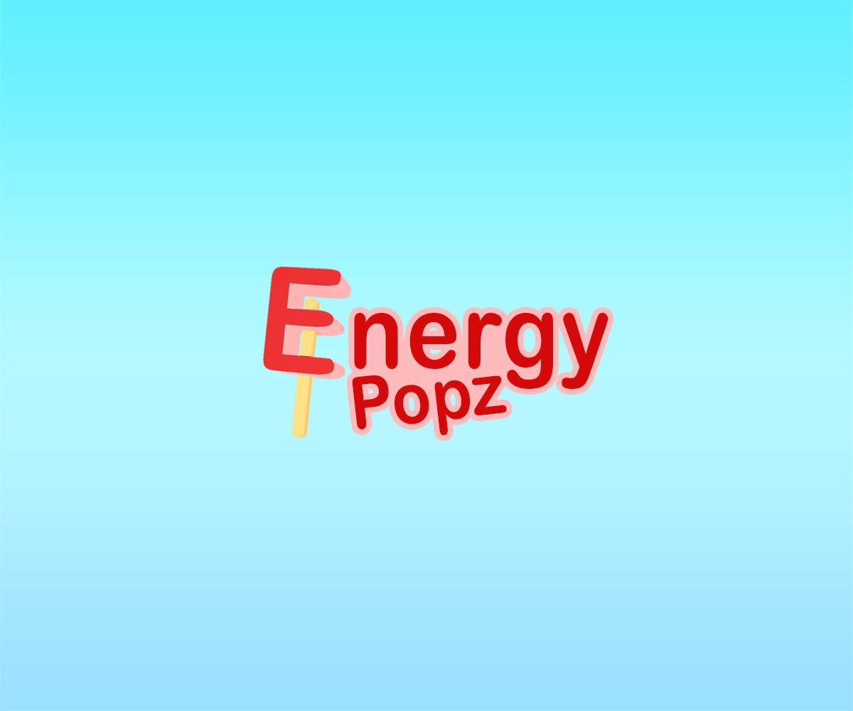 Logo Design by Sohaib Ali Khan - Entry No. 13 in the Logo Design Contest Energy Popz Logo Design.