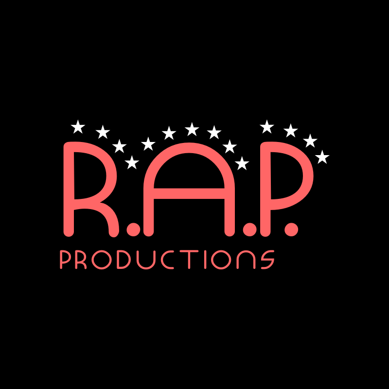 Logo Design by Rudy - Entry No. 32 in the Logo Design Contest R.A.P Productions.