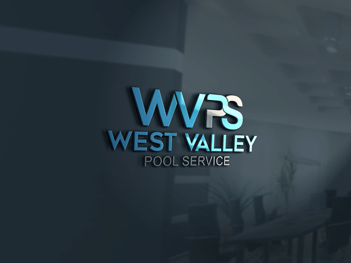 Logo Design by Private User - Entry No. 29 in the Logo Design Contest Clever Logo Design for West Valley Pool Service.