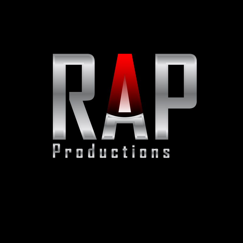 Logo Design by zams - Entry No. 33 in the Logo Design Contest R.A.P Productions.