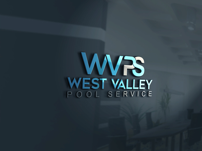 Logo Design by Private User - Entry No. 34 in the Logo Design Contest Clever Logo Design for West Valley Pool Service.