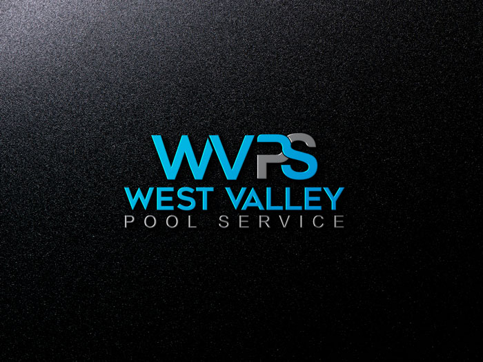 Logo Design by Private User - Entry No. 35 in the Logo Design Contest Clever Logo Design for West Valley Pool Service.
