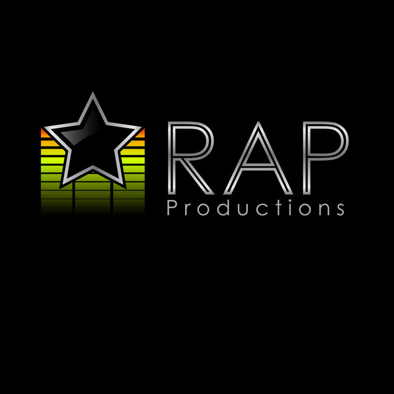 Logo Design by zams - Entry No. 34 in the Logo Design Contest R.A.P Productions.
