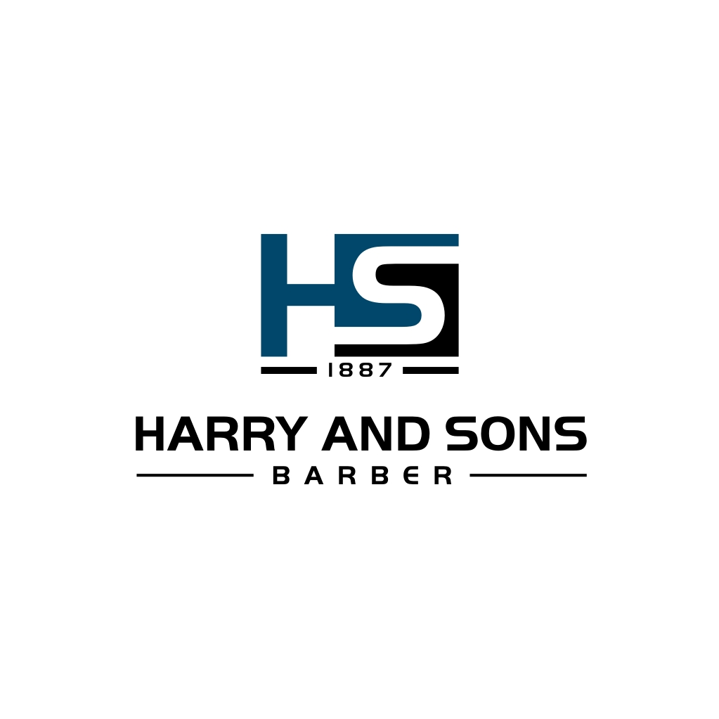 Logo Design by untung - Entry No. 102 in the Logo Design Contest Captivating Logo Design for Harry and Sons Barber.