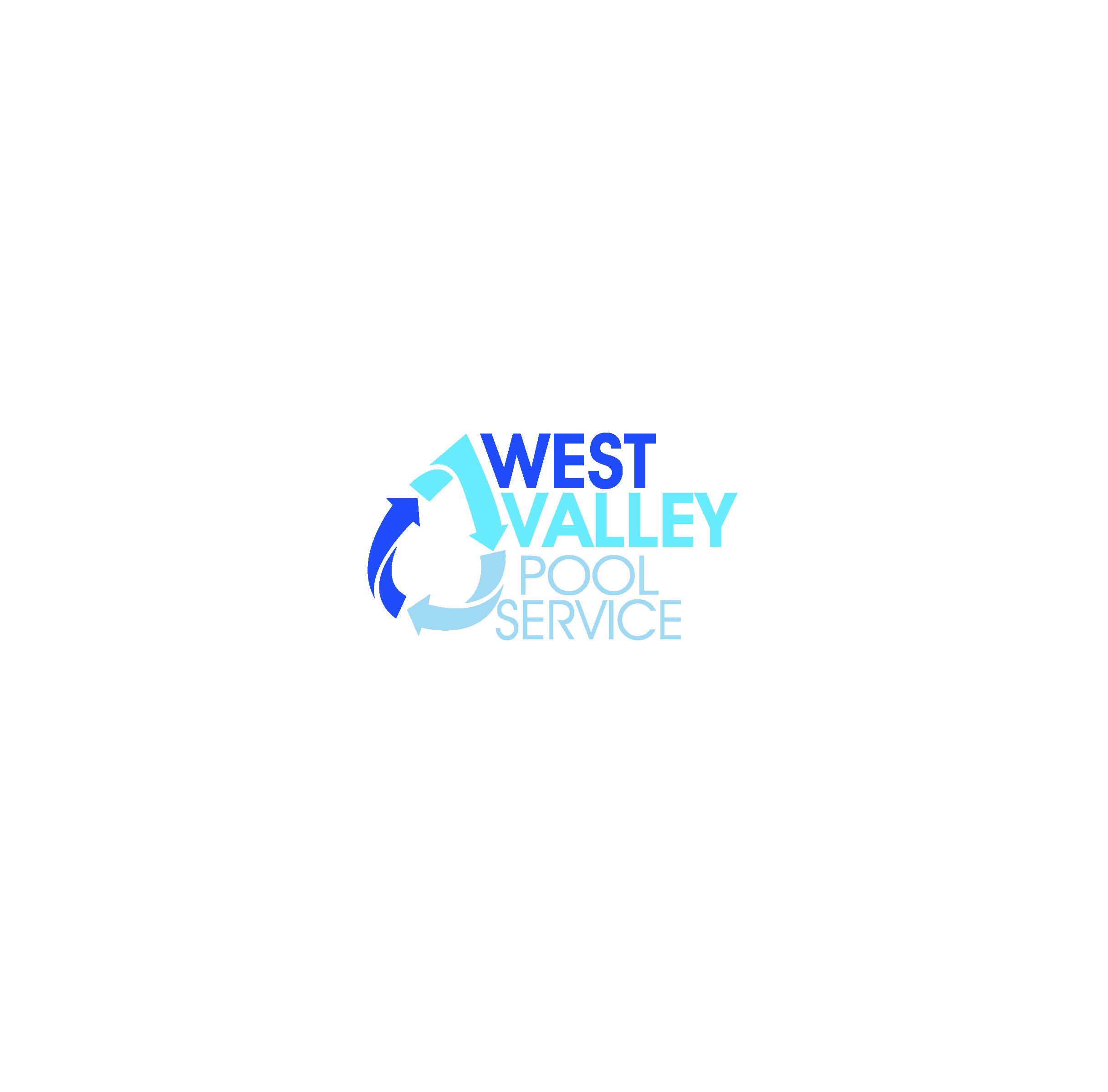 Logo Design by Sampath Gunathilaka - Entry No. 96 in the Logo Design Contest Clever Logo Design for West Valley Pool Service.