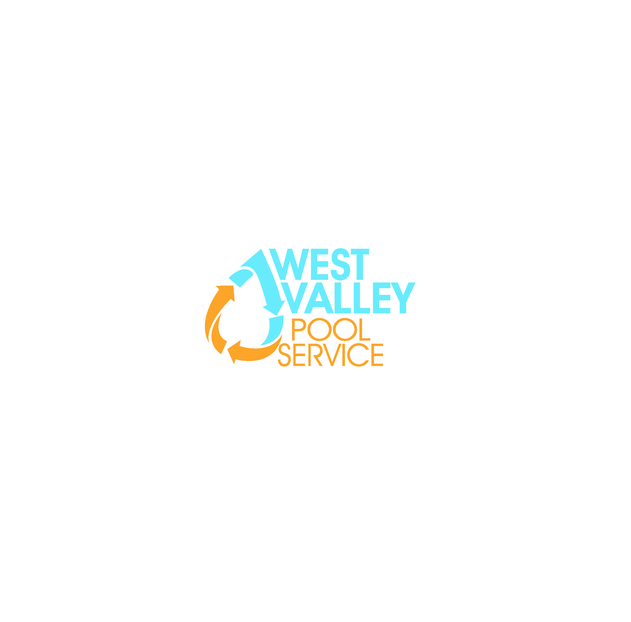 Logo Design by Sampath Gunathilaka - Entry No. 97 in the Logo Design Contest Clever Logo Design for West Valley Pool Service.