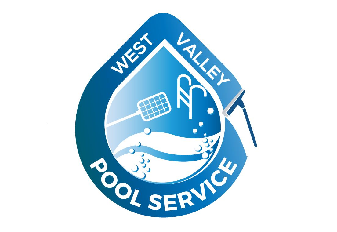 Logo Design by Wilfred Ponseca - Entry No. 107 in the Logo Design Contest Clever Logo Design for West Valley Pool Service.