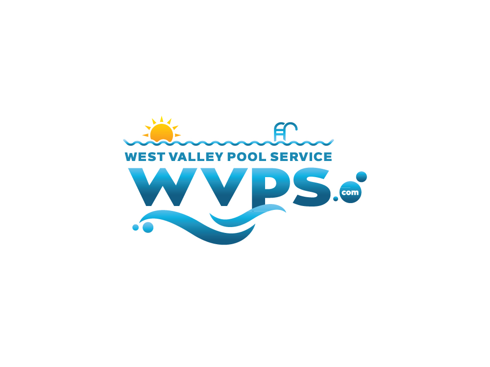 Logo Design by Tauhid Shaikh - Entry No. 109 in the Logo Design Contest Clever Logo Design for West Valley Pool Service.