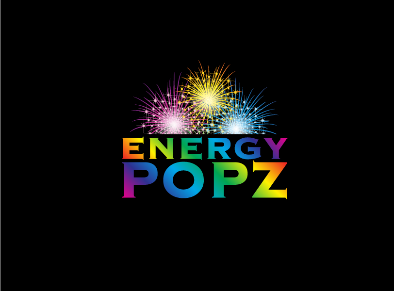 Logo Design by Private User - Entry No. 24 in the Logo Design Contest Energy Popz Logo Design.