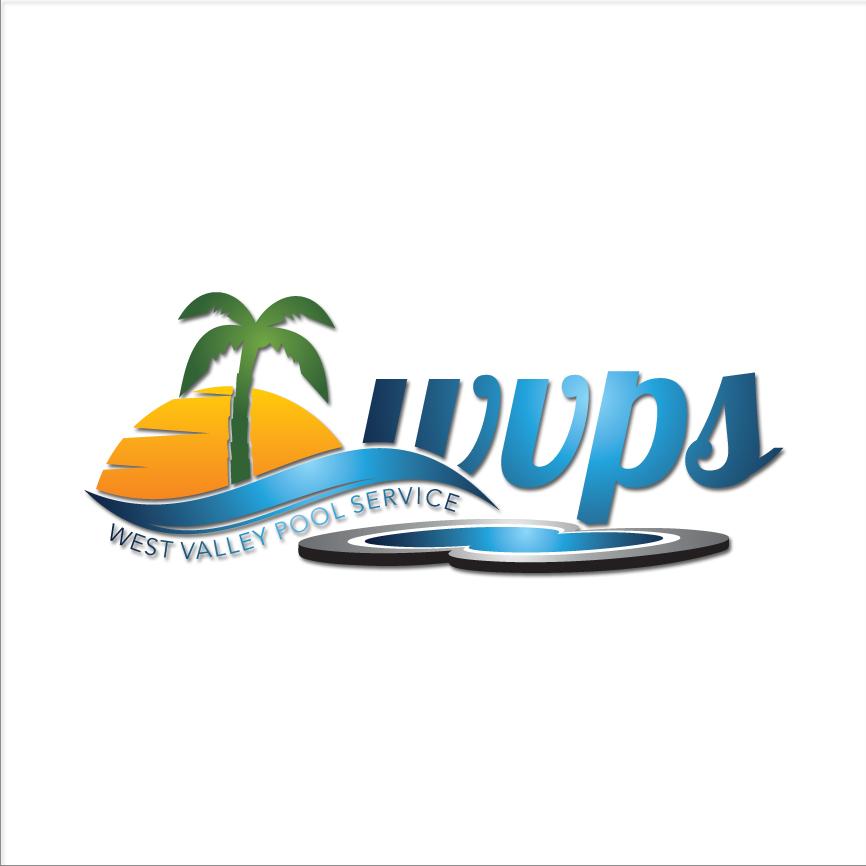 Logo Design by RasYa Muhammad Athaya - Entry No. 125 in the Logo Design Contest Clever Logo Design for West Valley Pool Service.