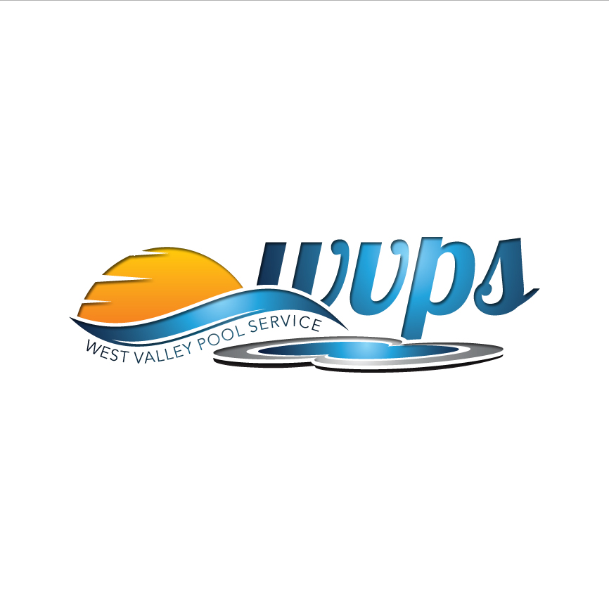 Logo Design by RasYa Muhammad Athaya - Entry No. 126 in the Logo Design Contest Clever Logo Design for West Valley Pool Service.