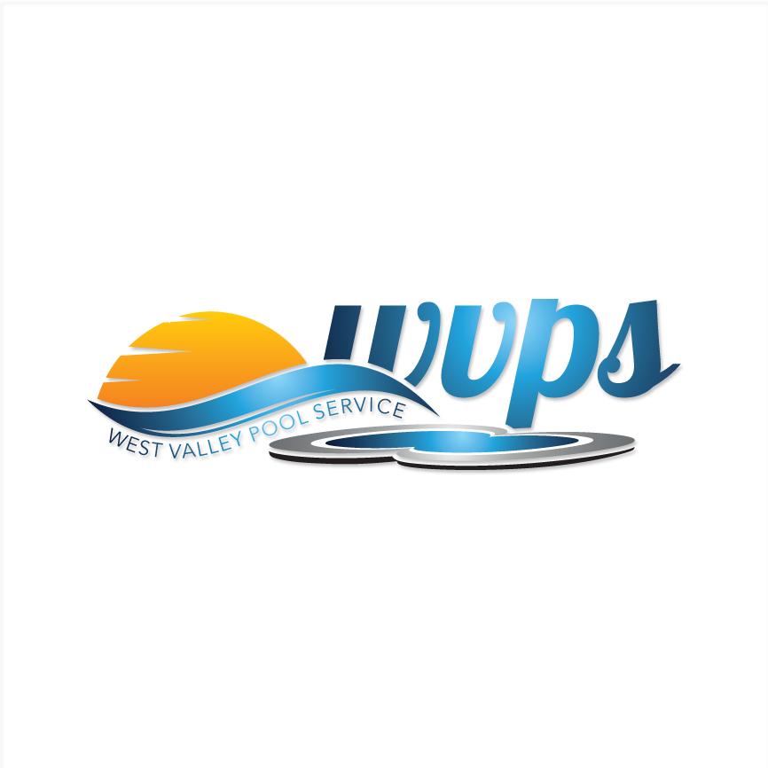 Logo Design by RasYa Muhammad Athaya - Entry No. 127 in the Logo Design Contest Clever Logo Design for West Valley Pool Service.