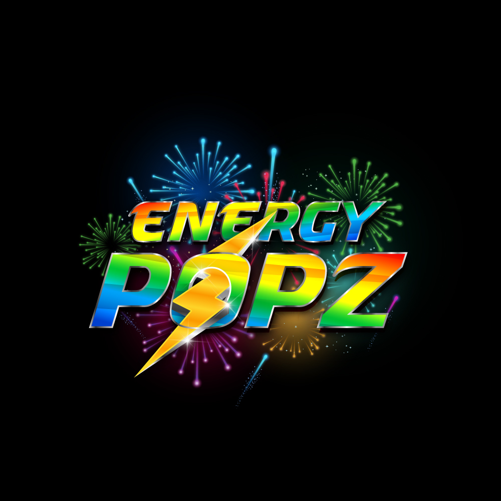 Logo Design by Tauhid Shaikh - Entry No. 32 in the Logo Design Contest Energy Popz Logo Design.