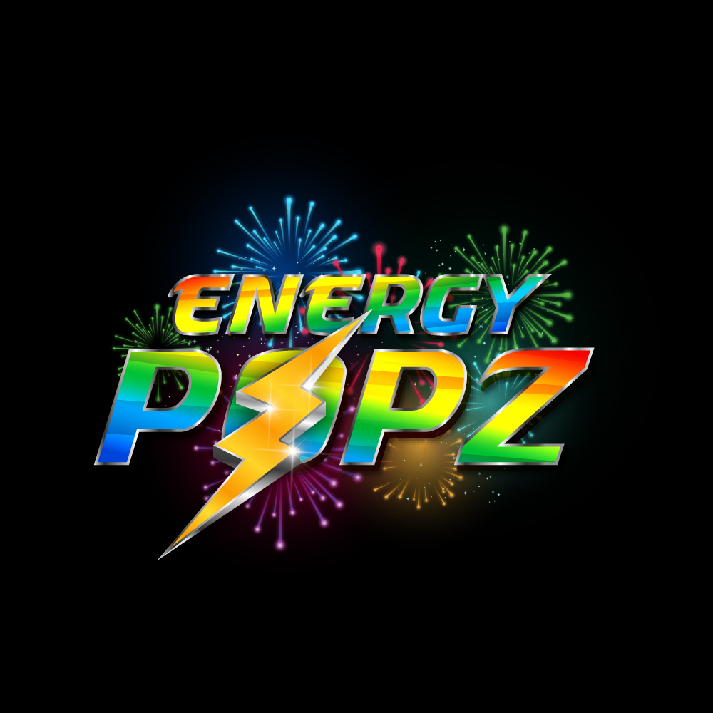 Logo Design by Tauhid Shaikh - Entry No. 34 in the Logo Design Contest Energy Popz Logo Design.