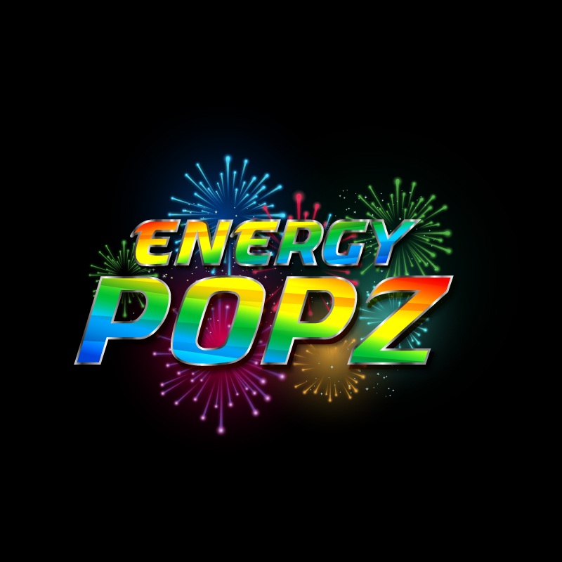 Logo Design by Tauhid Shaikh - Entry No. 35 in the Logo Design Contest Energy Popz Logo Design.