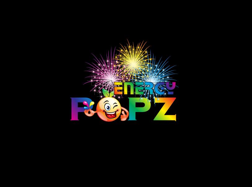 Logo Design by Private User - Entry No. 39 in the Logo Design Contest Energy Popz Logo Design.