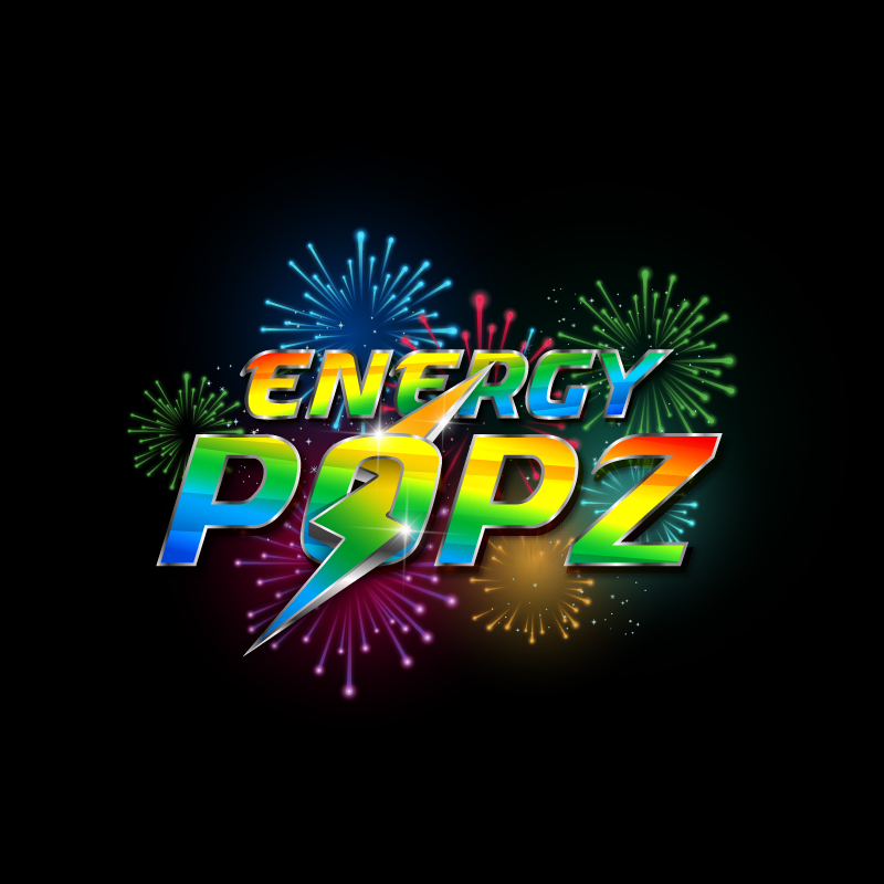 Logo Design by Tauhid Shaikh - Entry No. 43 in the Logo Design Contest Energy Popz Logo Design.