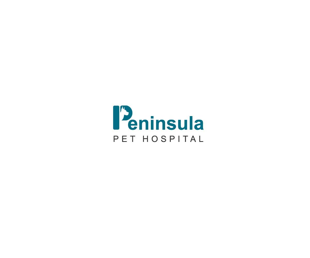 Logo Design by Siva Ram - Entry No. 1 in the Logo Design Contest Creative Logo Design for Peninsula Pet Hospital.