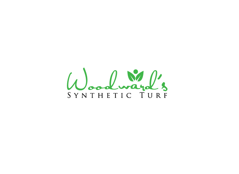 Logo Design by Shahnawaz Ahmed - Entry No. 2 in the Logo Design Contest Artistic Logo Design for Woodward's Synthetic Turf.