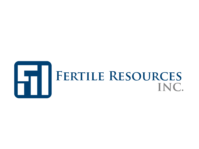 Logo Design by Private User - Entry No. 4 in the Logo Design Contest Fertile Resources, Inc. Logo Design.