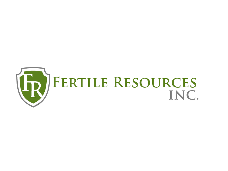 Logo Design by Private User - Entry No. 5 in the Logo Design Contest Fertile Resources, Inc. Logo Design.