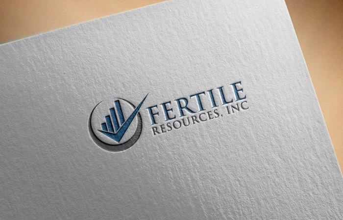 Logo Design by Mohammad azad Hossain - Entry No. 10 in the Logo Design Contest Fertile Resources, Inc. Logo Design.