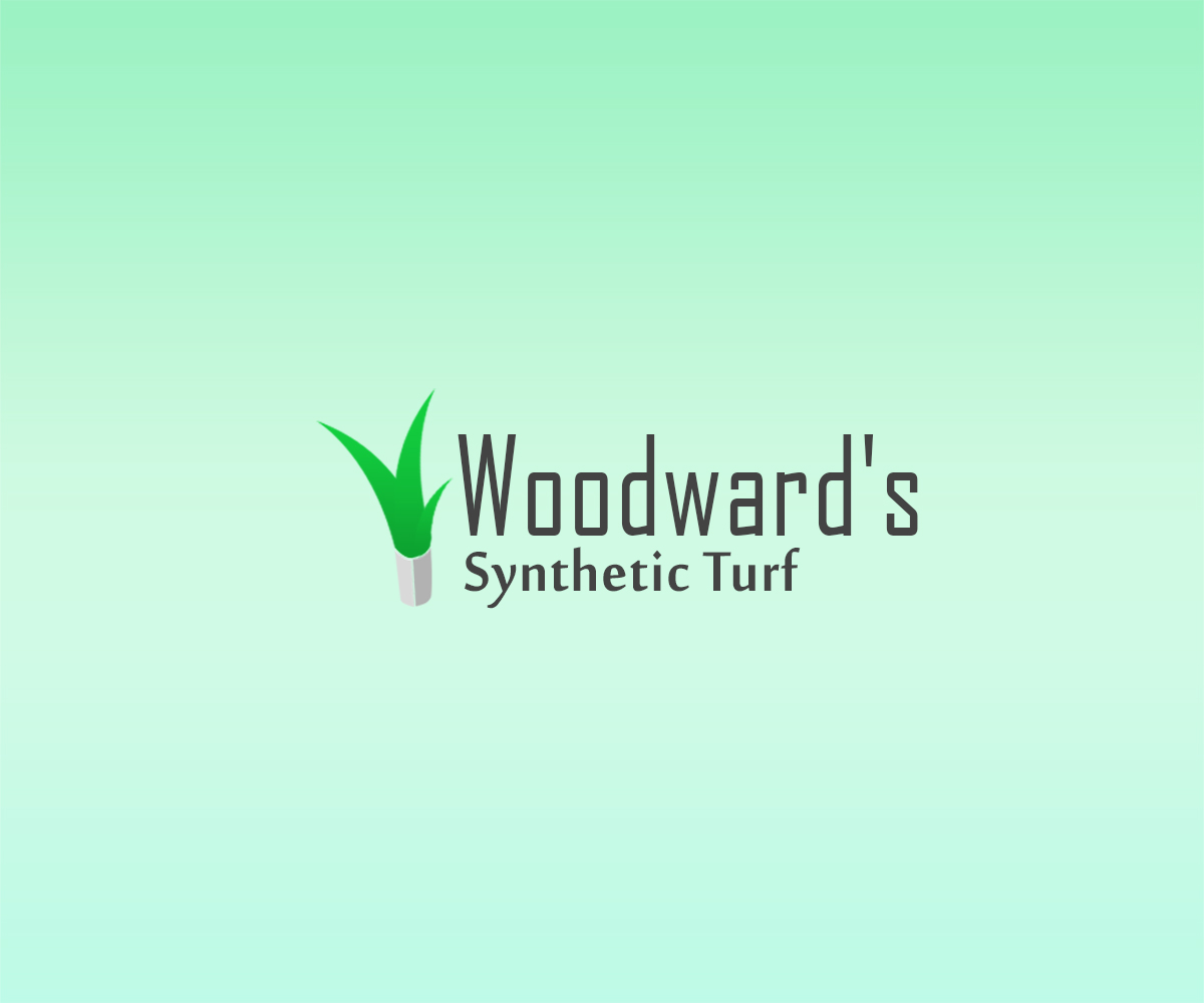 Logo Design by Sohaib Ali Khan - Entry No. 13 in the Logo Design Contest Artistic Logo Design for Woodward's Synthetic Turf.