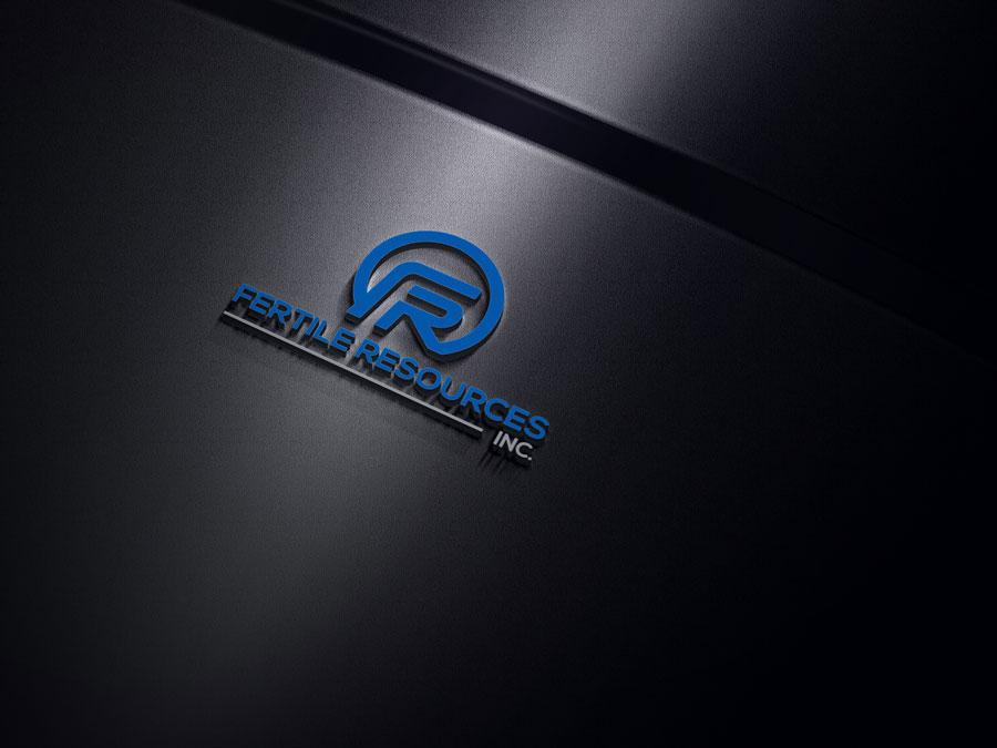 Logo Design by ARABICA Ibrahim - Entry No. 18 in the Logo Design Contest Fertile Resources, Inc. Logo Design.