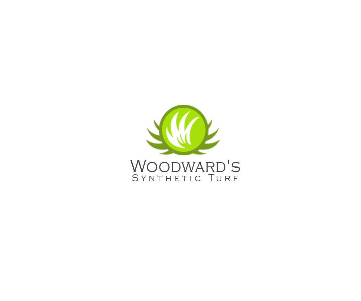 Logo Design by Sohaib Ali Khan - Entry No. 20 in the Logo Design Contest Artistic Logo Design for Woodward's Synthetic Turf.