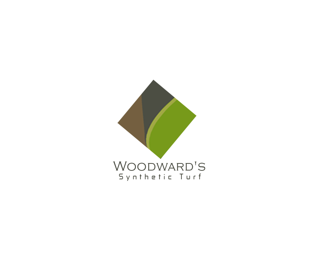 Logo Design by Sohaib Ali Khan - Entry No. 22 in the Logo Design Contest Artistic Logo Design for Woodward's Synthetic Turf.