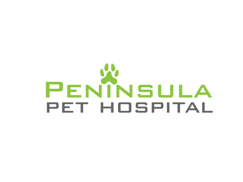 Logo Design by Private User - Entry No. 17 in the Logo Design Contest Creative Logo Design for Peninsula Pet Hospital.