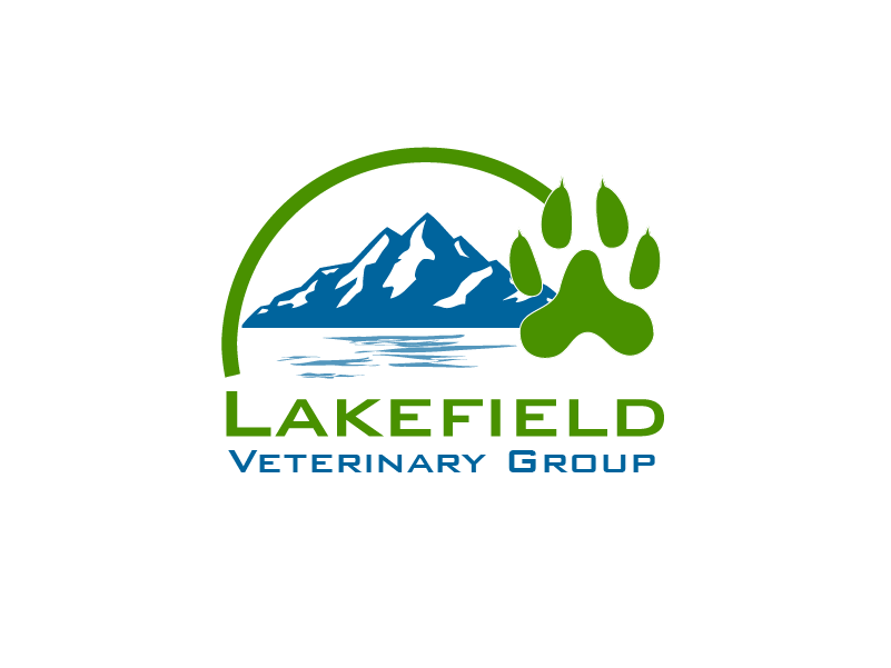 Logo Design by Private User - Entry No. 12 in the Logo Design Contest Inspiring Logo Design for Lakefield Veterinary Group.