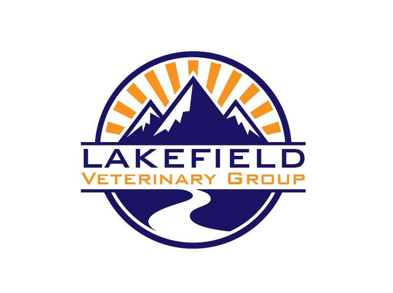 Logo Design by Private User - Entry No. 13 in the Logo Design Contest Inspiring Logo Design for Lakefield Veterinary Group.