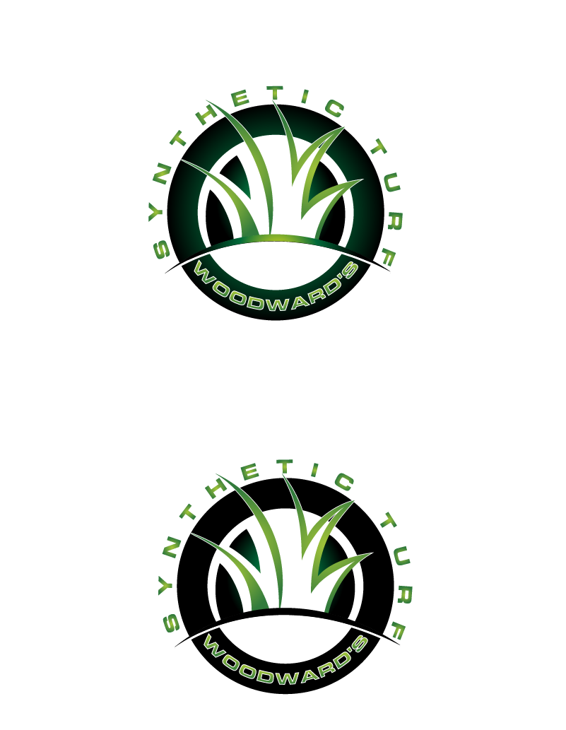 Logo Design by Private User - Entry No. 41 in the Logo Design Contest Artistic Logo Design for Woodward's Synthetic Turf.