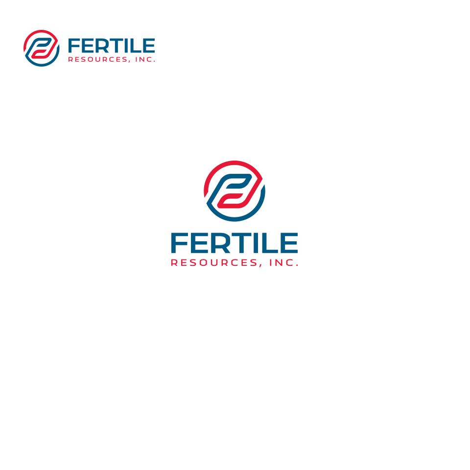 Logo Design by Private User - Entry No. 36 in the Logo Design Contest Fertile Resources, Inc. Logo Design.