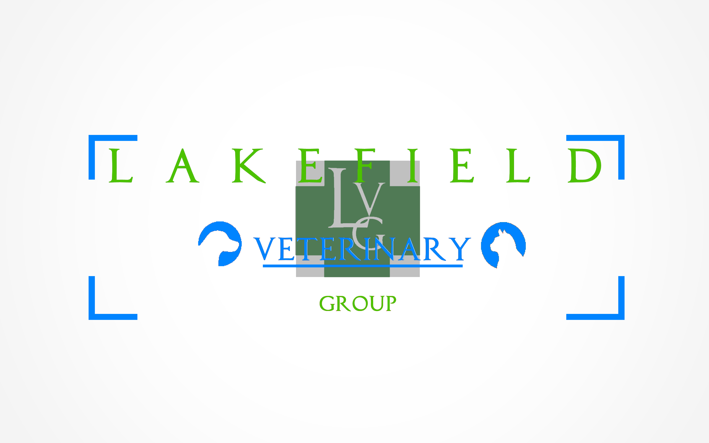Logo Design by Roberto Bassi - Entry No. 23 in the Logo Design Contest Inspiring Logo Design for Lakefield Veterinary Group.