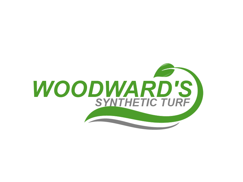 Logo Design by Private User - Entry No. 54 in the Logo Design Contest Artistic Logo Design for Woodward's Synthetic Turf.