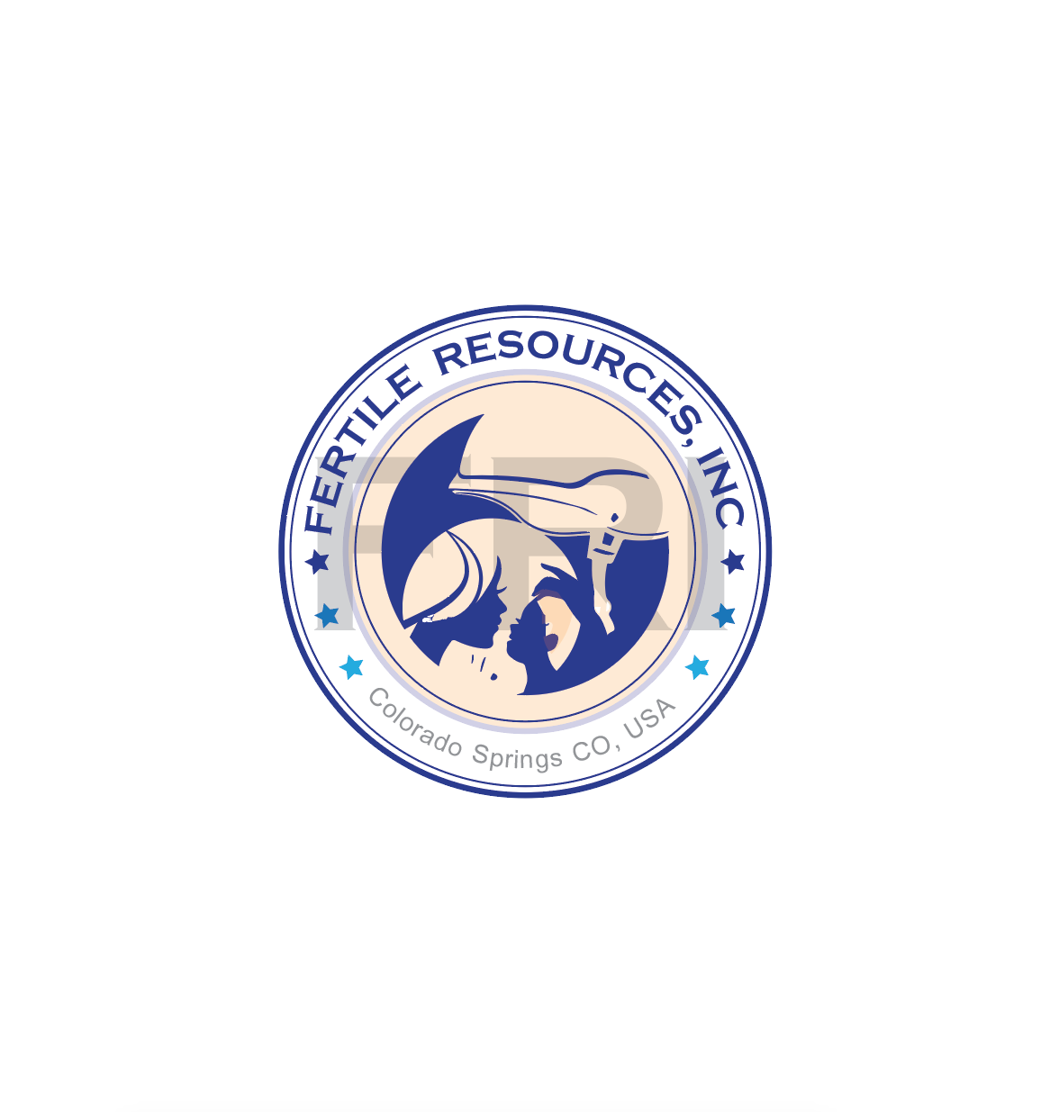 Logo Design by Sampath Gunathilaka - Entry No. 40 in the Logo Design Contest Fertile Resources, Inc. Logo Design.