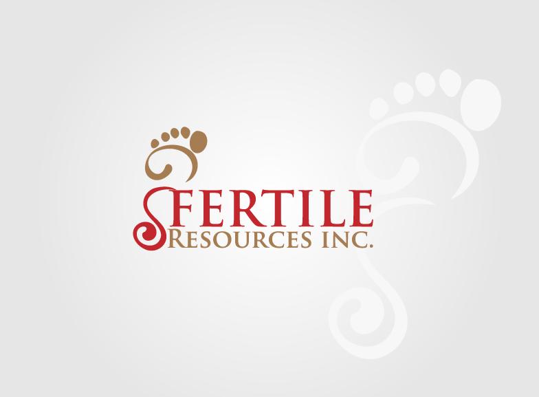 Logo Design by Private User - Entry No. 44 in the Logo Design Contest Fertile Resources, Inc. Logo Design.