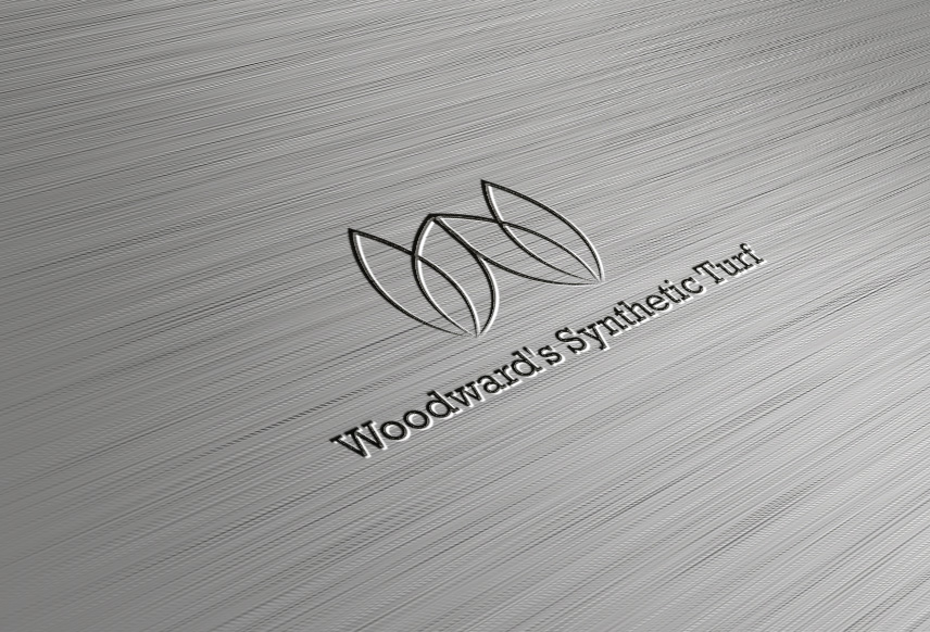 Logo Design by AQIB SHAIKH - Entry No. 62 in the Logo Design Contest Artistic Logo Design for Woodward's Synthetic Turf.