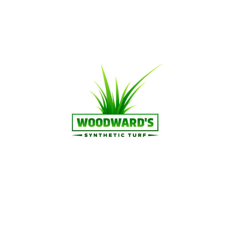 Logo Design by Tauhid Shaikh - Entry No. 64 in the Logo Design Contest Artistic Logo Design for Woodward's Synthetic Turf.