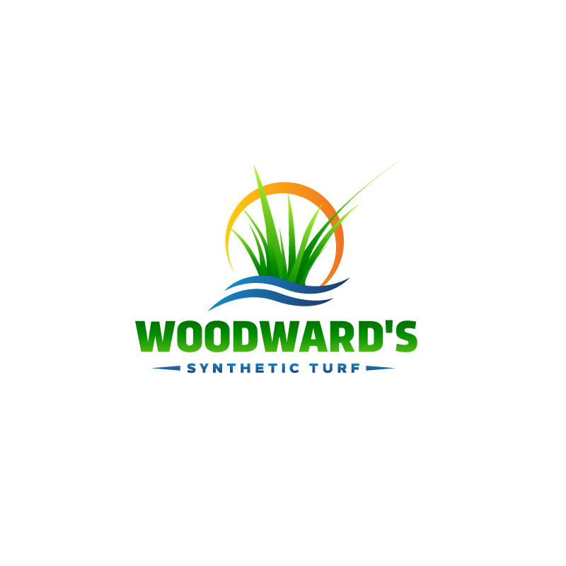 Logo Design by Tauhid Shaikh - Entry No. 65 in the Logo Design Contest Artistic Logo Design for Woodward's Synthetic Turf.